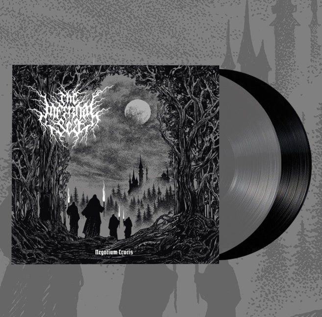 The Infernal Sea - 'Negotium Crucis' - Gatefold Vinyl *PRE ORDER*