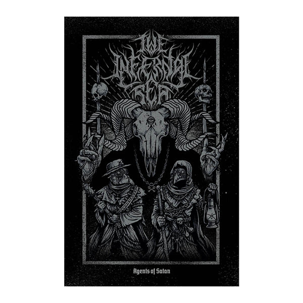 The Infernal Sea - Agents of Satan - Cassette