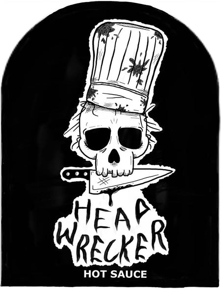 Headwrecker Hot Sauce