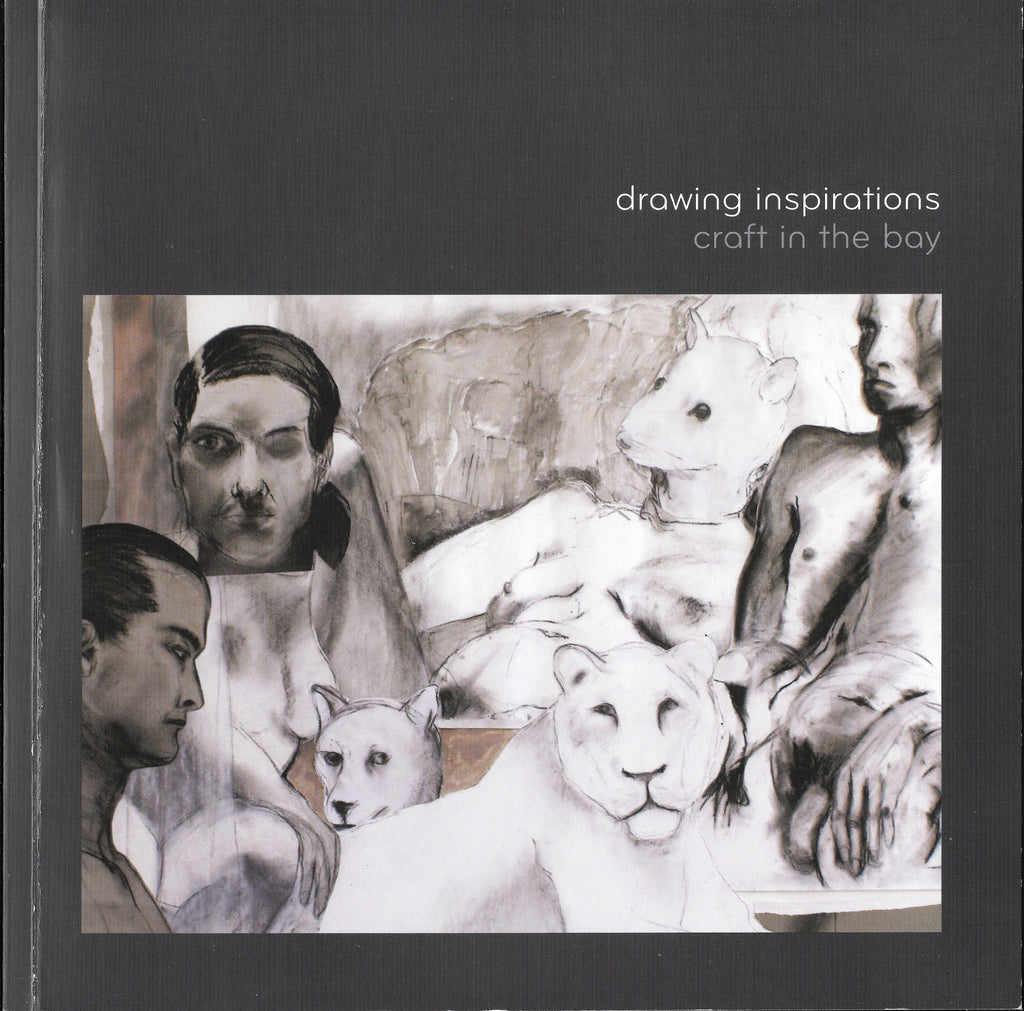 Drawing Inspirations Exhibition curated by Alex McErlain Amanda Simmons at Craft in the Bay in Cardiff