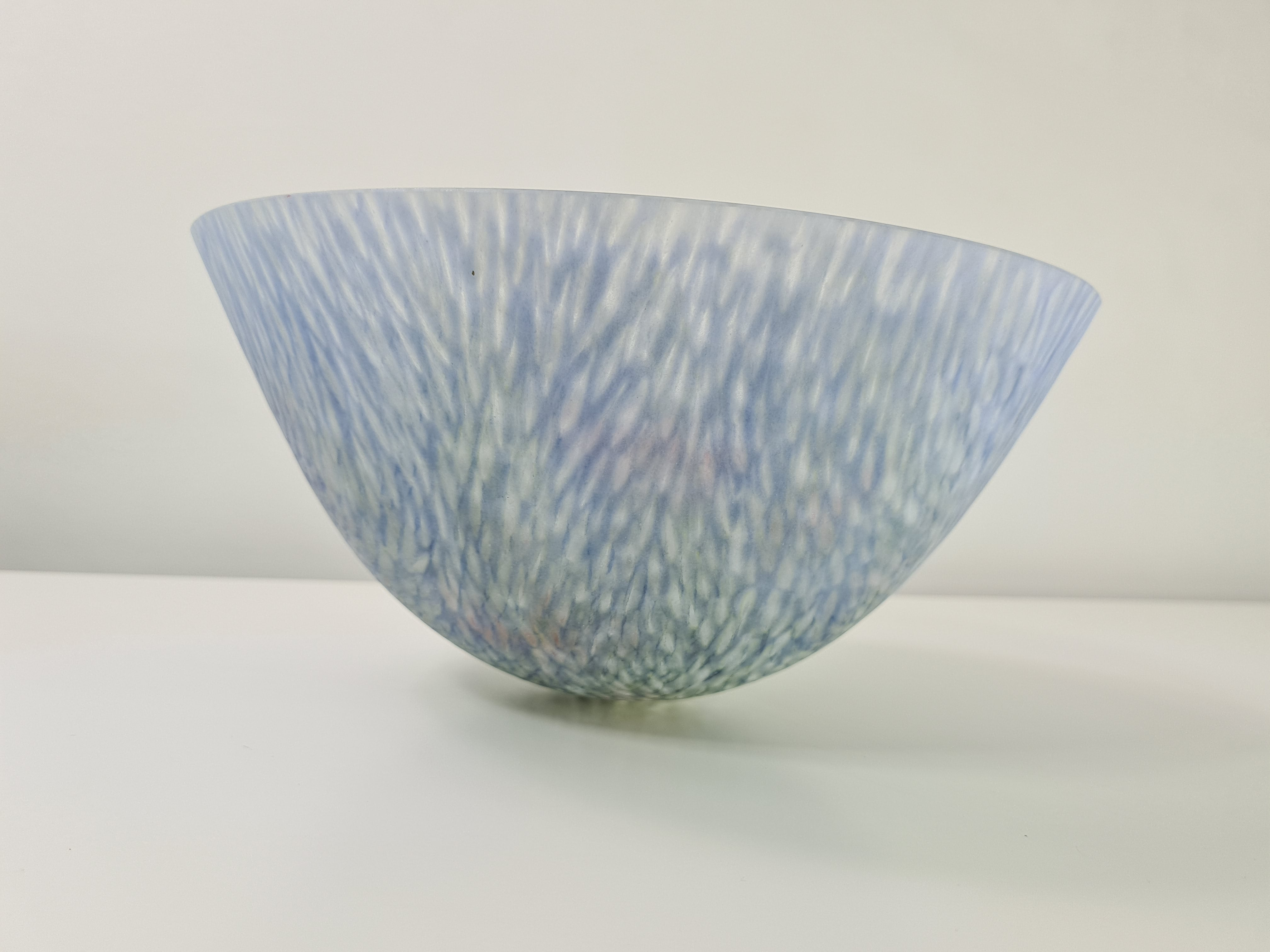 Moss Bowl (periwinkle) Medium