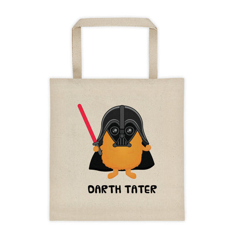 Darth Tater Tote bag