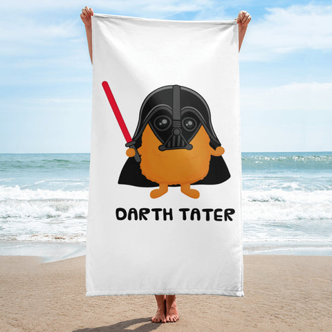 Darth Tater Towel