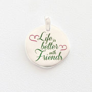 Life is better with friends - Almas Gioielli