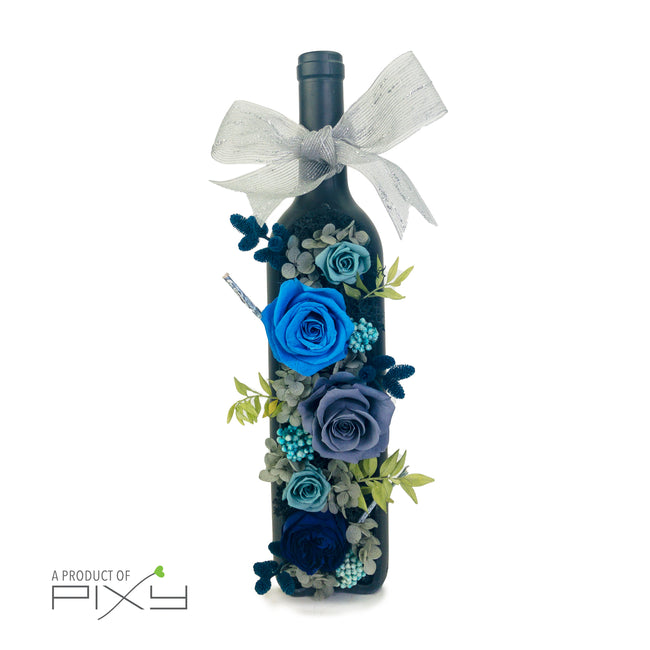 Preserved Flower Bottle
