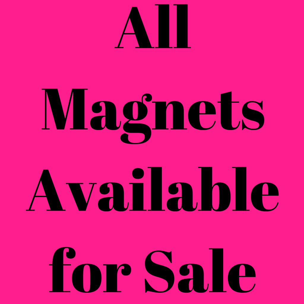 All Magnets Available - Updated 21st June 2019