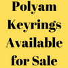Keyrings - Various Polyamorous Keyrings