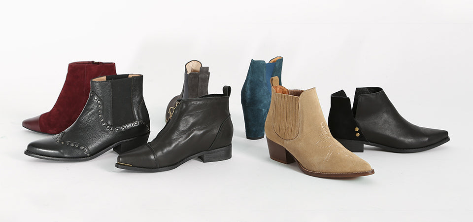Shop women's ankle boots online | shoethebear.com