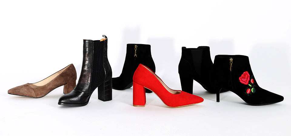 Shop women's pumps and heels online | shoethebear.com