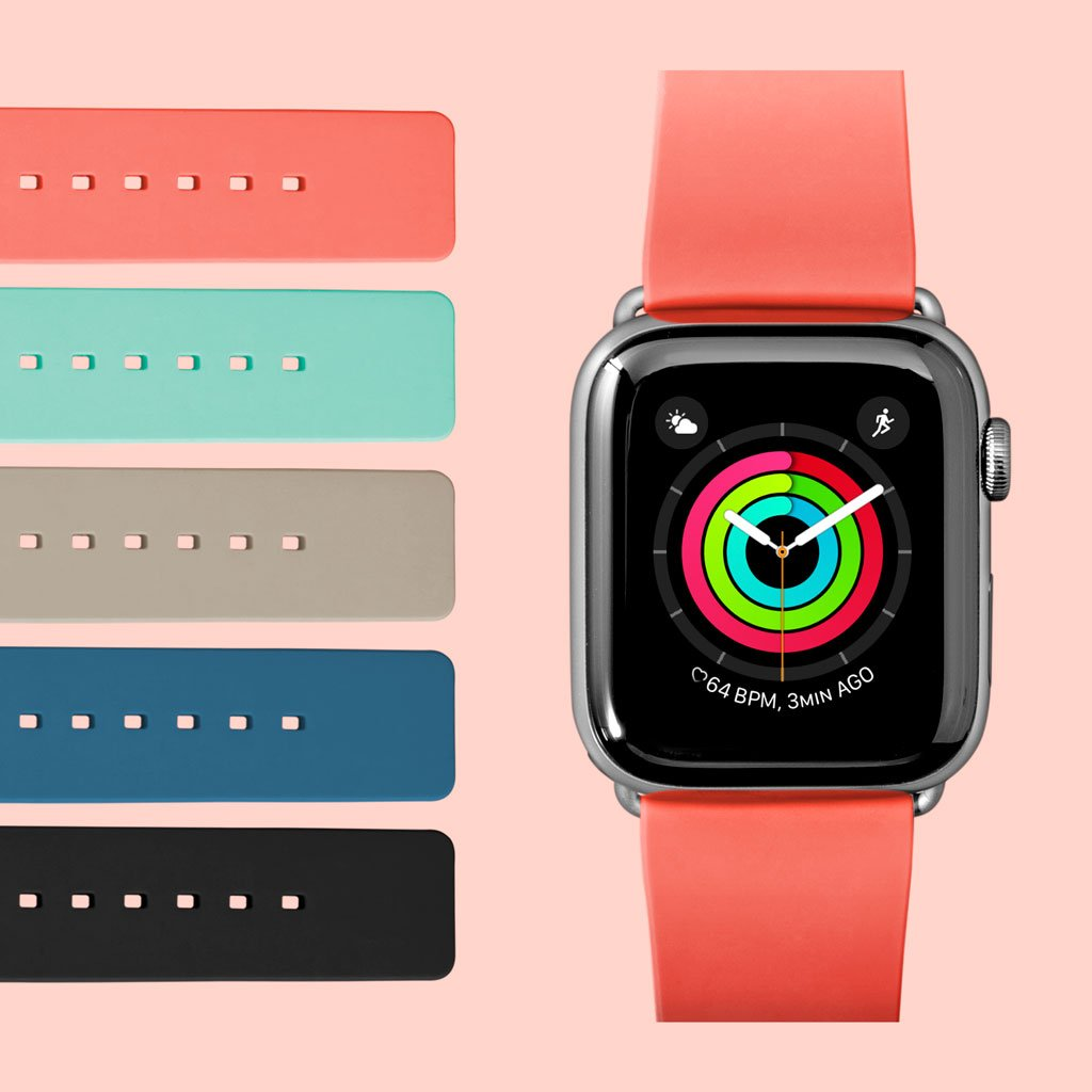 LAUT-Active Watch Strap for Apple Watch Series 1/2/3/4/5-Watch Strap-For Apple Watch Series 1/2/3/4/5