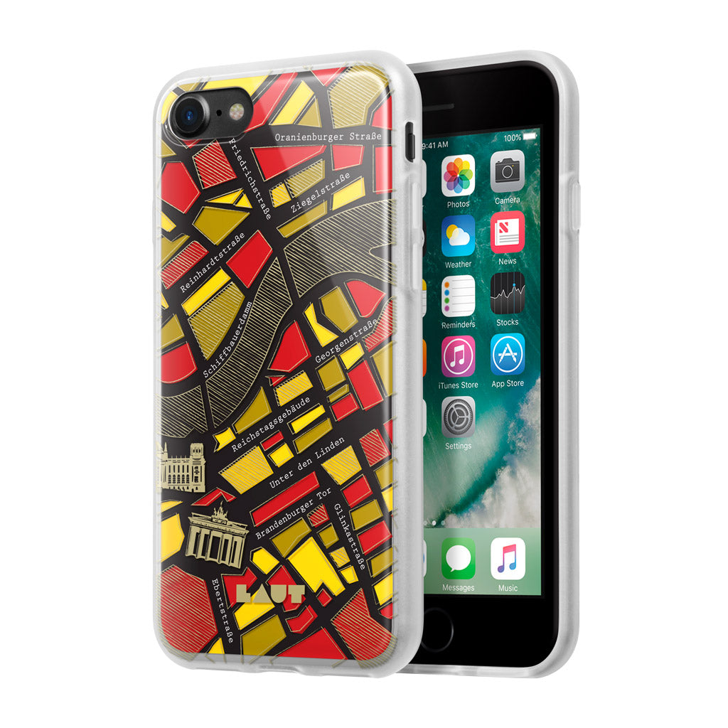 LAUT-NOMAD Berlin-Case-For iPhone 8