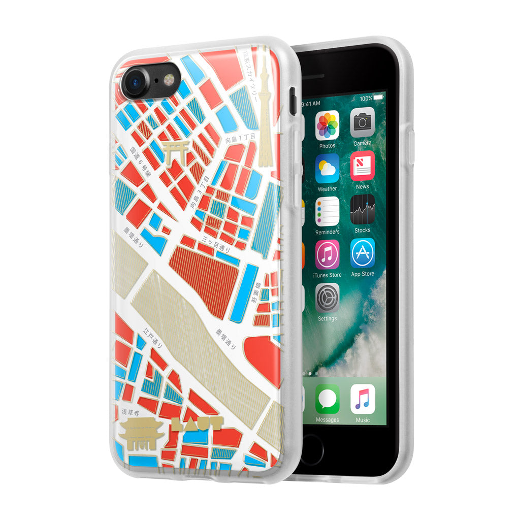 LAUT-NOMAD Tokyo for iPhone SE 2020 / iPhone 8/7-Case-For iPhone SE 2020/8/7