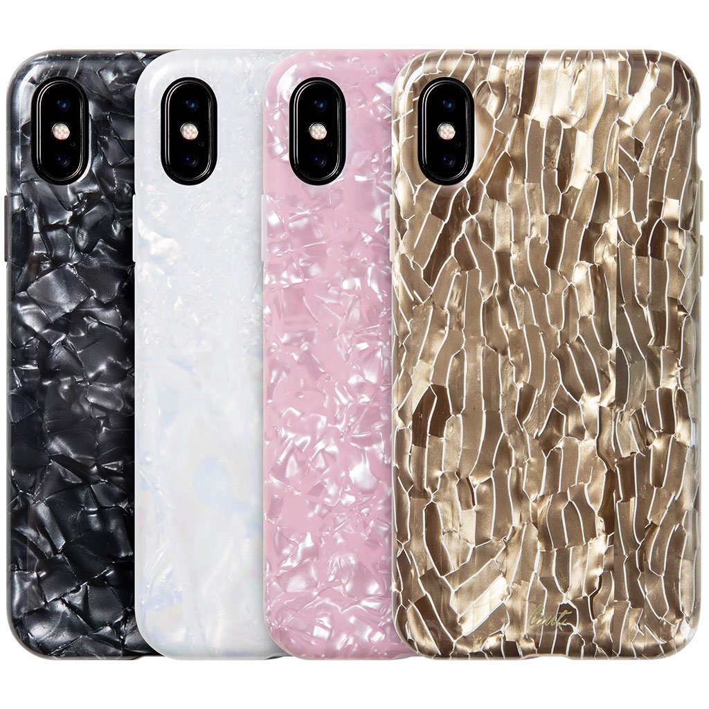 LAUT-PEARL Series for iPhone XS-Case-For iPhone XS