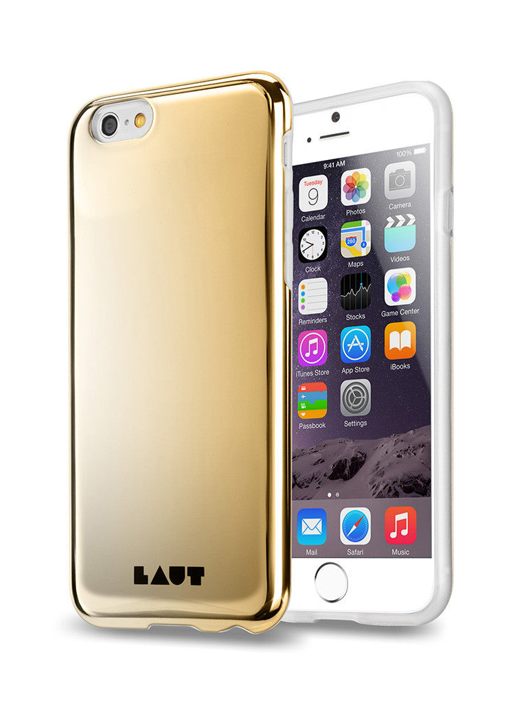 LAUT-HUEX METALLICS for iPhone 6s/6-Case-For iPhone 6 series