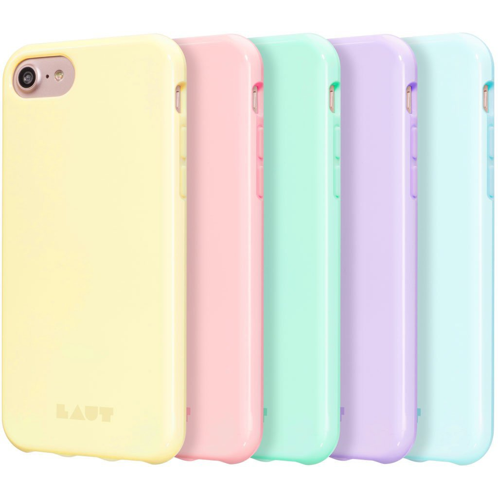 LAUT-HUEX Pastels case for iPhone SE 2020 / iPhone 8/7/6-Case-For iPhone SE 2020/8/7/6