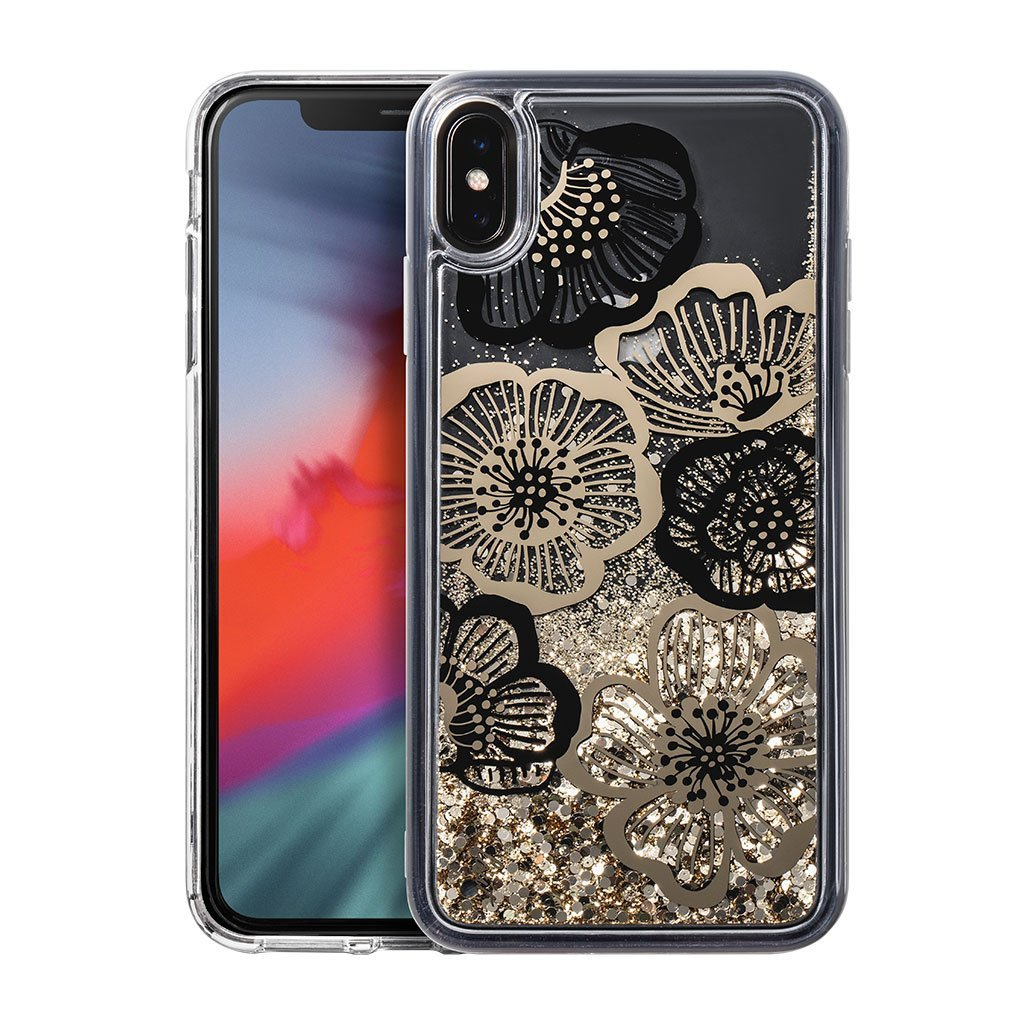 LAUT-FLEUR for iPhone XS Max-Case-For iPhone XS Max