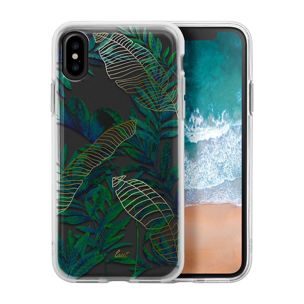 LAUT-POP TROPICS for iPhone X-Case-For iPhone X