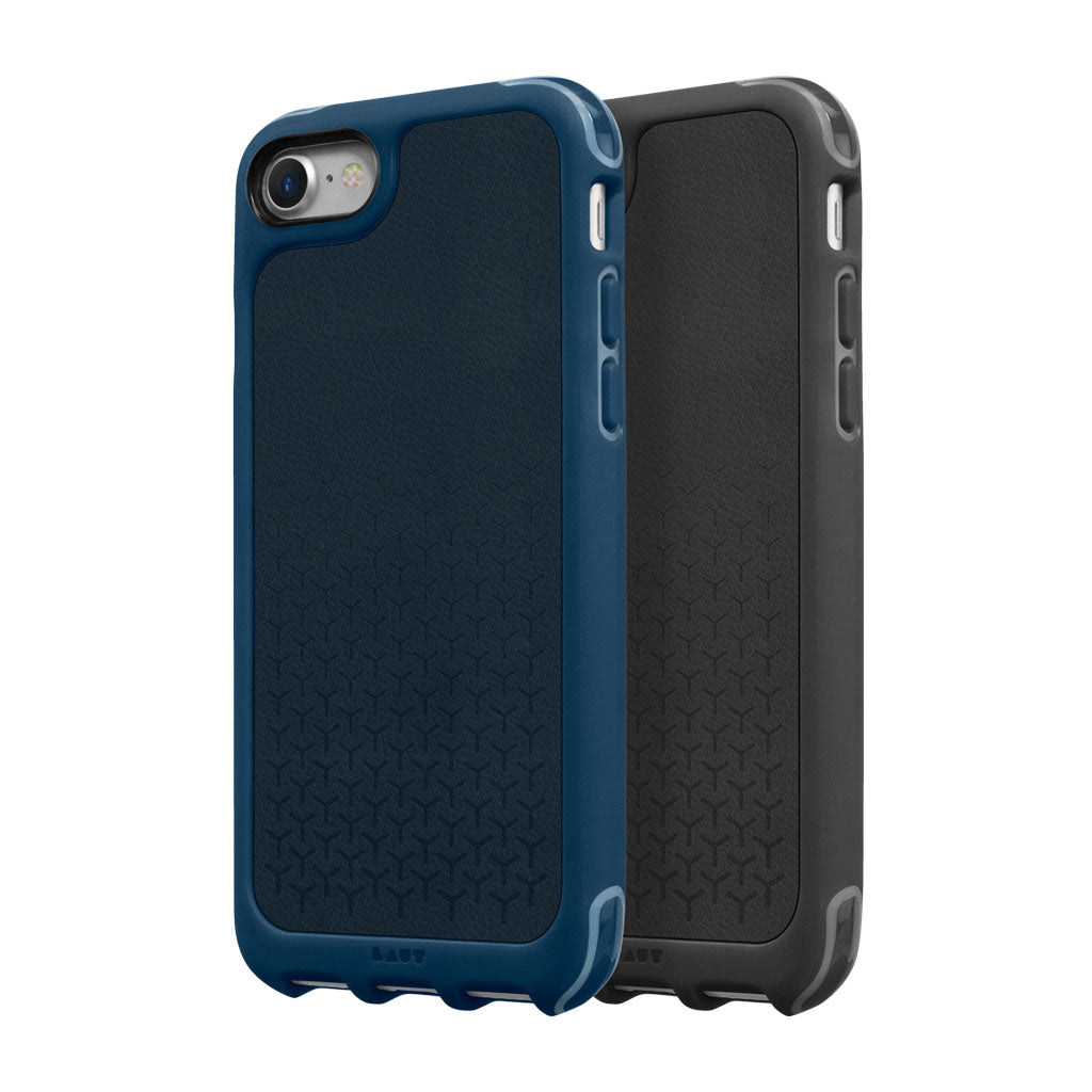 LAUT-R1 [IMPKT] Leather for iPhone SE 2020 / iPhone 8/7-Case-For iPhone SE 2020/8/7