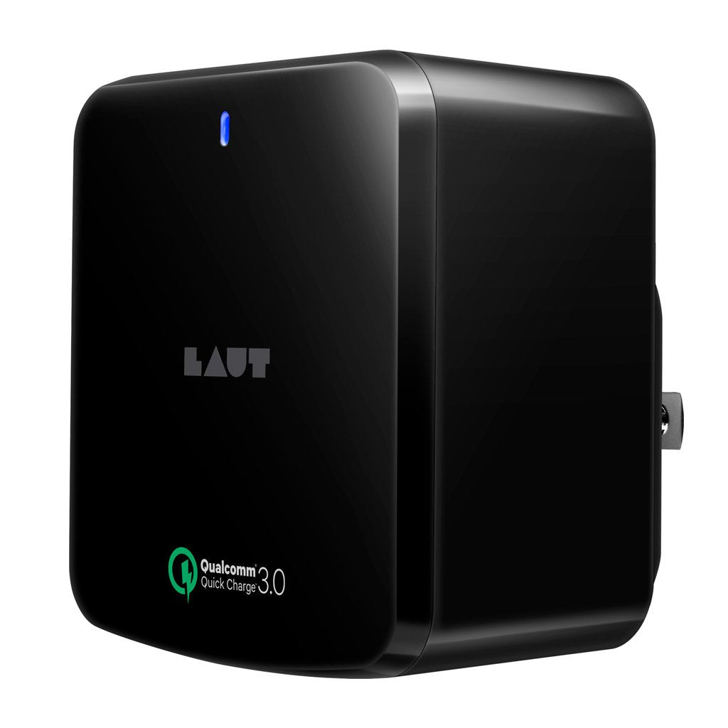 LAUT-WALL CHARGER +-Power-For Smartphone & Tablet