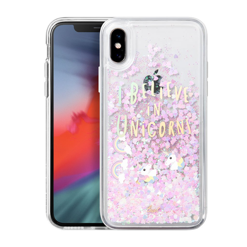 LAUT-UNICORNS for iPhone XS-Case-For iPhone XS
