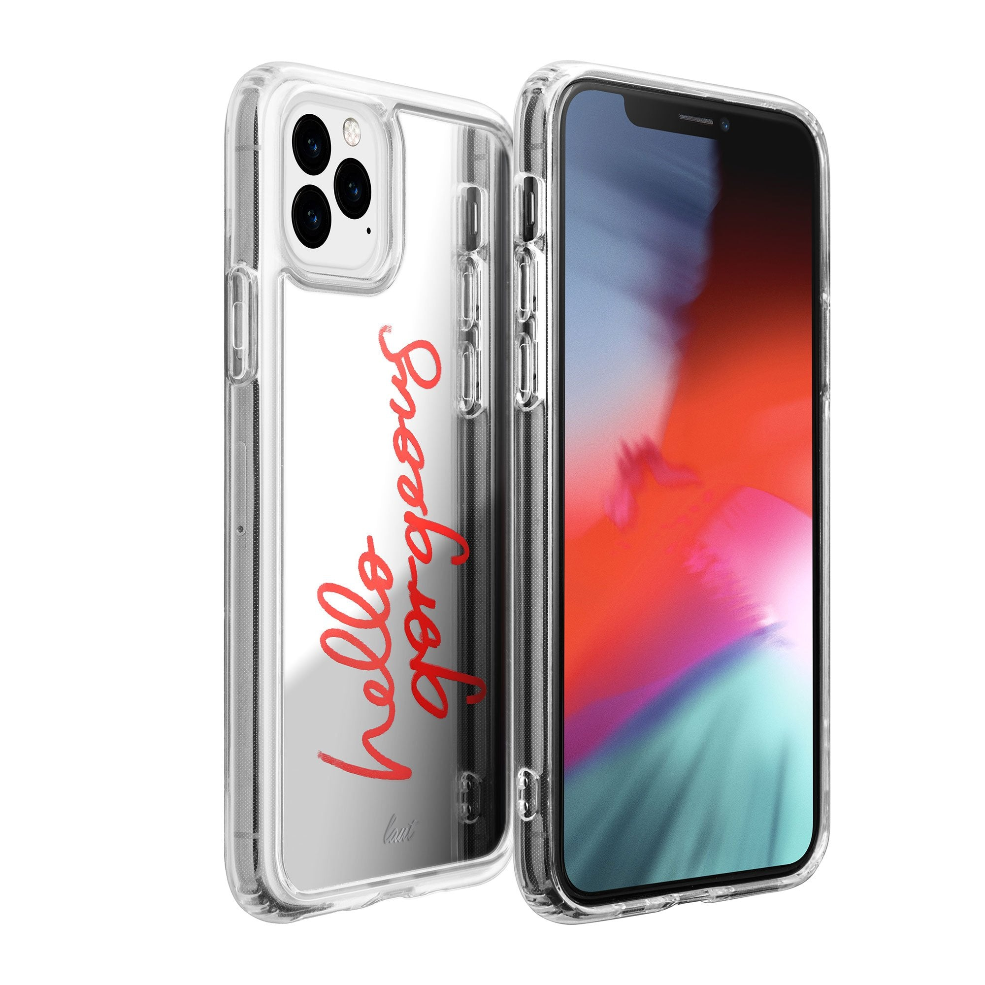 LAUT-MIRROR for iPhone 11 Series-Case-iPhone 11 / iPhone 11 Pro / iPhone 11 Pro Max