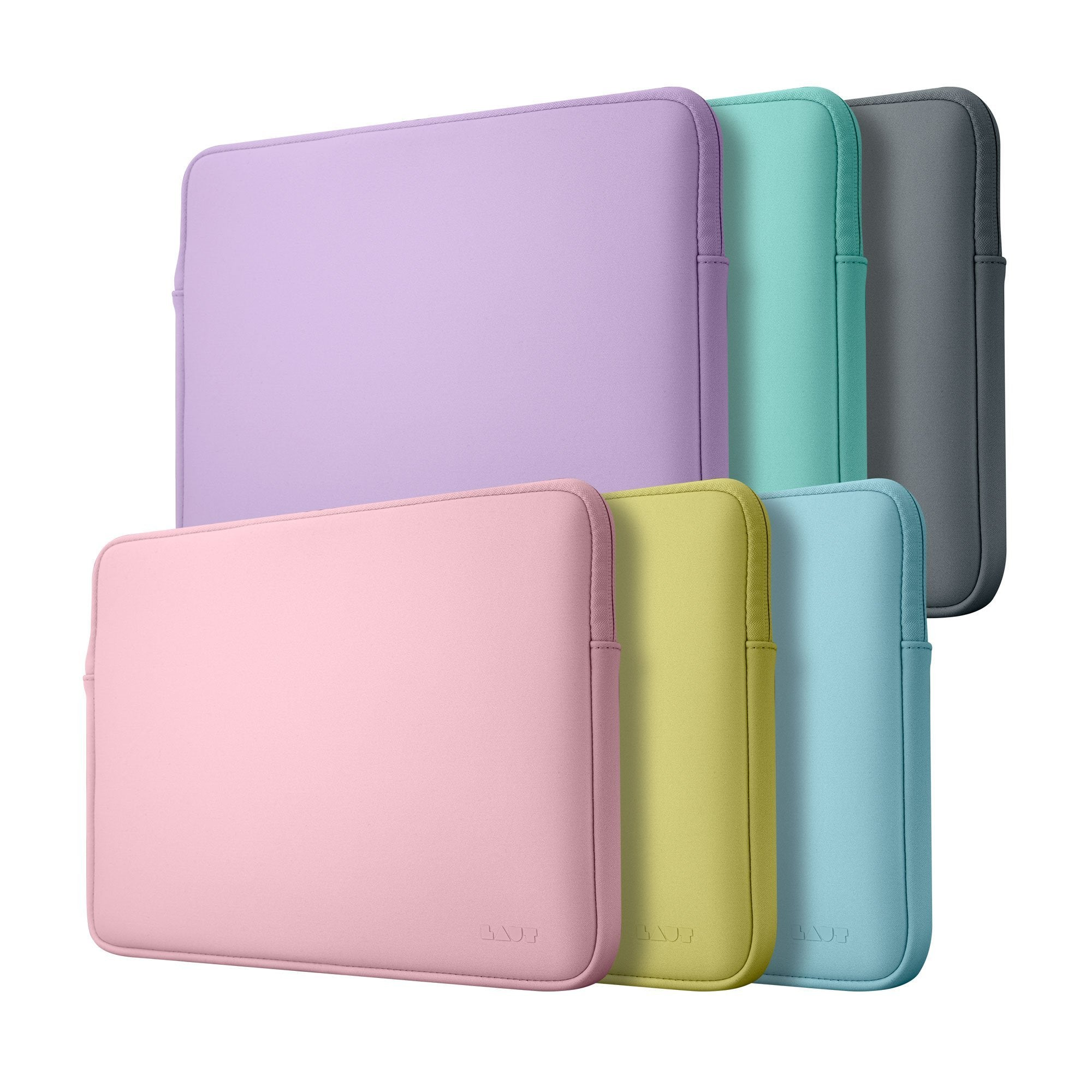 LAUT-HUEX PASTELS Protective Sleeve for Macbook 13-inch-Sleeve Case-MacBook 13""