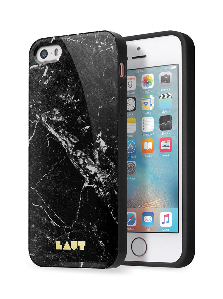 LAUT-HUEX ELEMENTS for iPhone SE-Case-For iPhone SE / iPhone 5 series