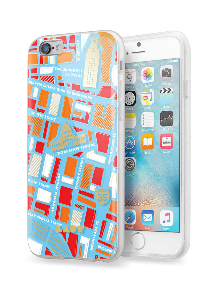 LAUT-NOMAD Austin-Case-For iPhone 6 series
