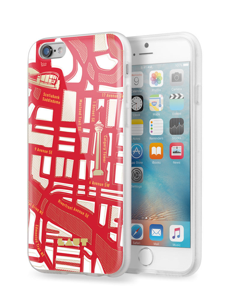 LAUT-NOMAD Calgary-Case-For iPhone 6 series