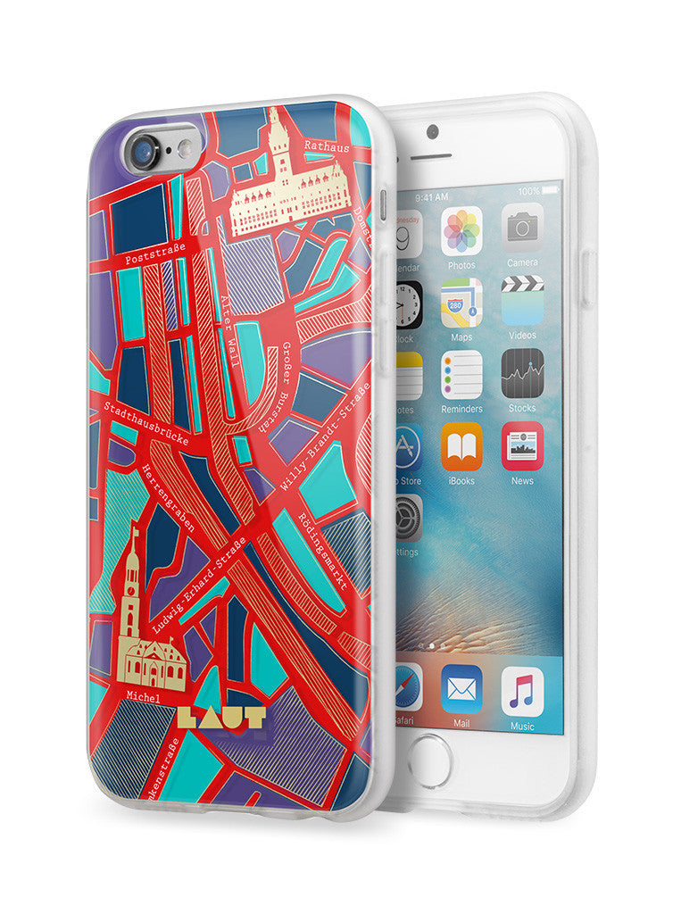 LAUT-NOMAD Hamburg-Case-For iPhone 6 Plus series