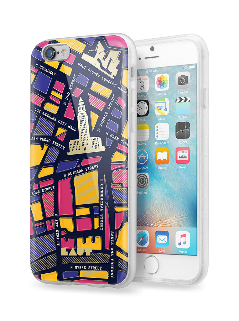 LAUT-NOMAD Los Angeles-Case-For iPhone 6 series