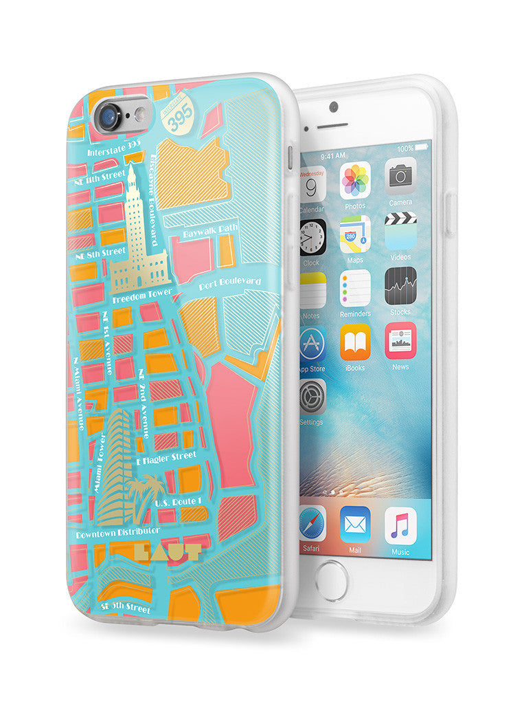LAUT-NOMAD Miami-Case-For iPhone 6 Plus series