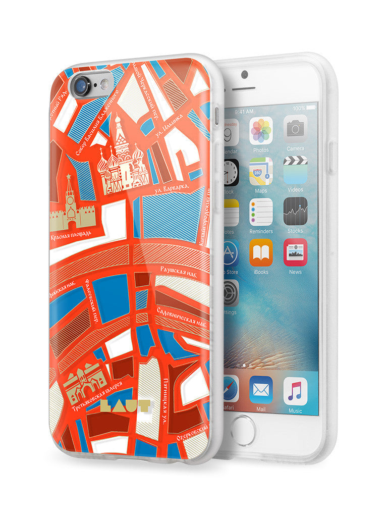LAUT-NOMAD Moscow-Case-For iPhone 6 series