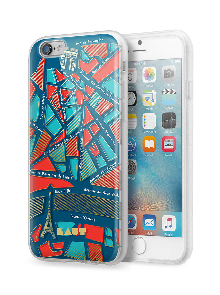 LAUT-NOMAD Paris-Case-For iPhone 6 Plus series