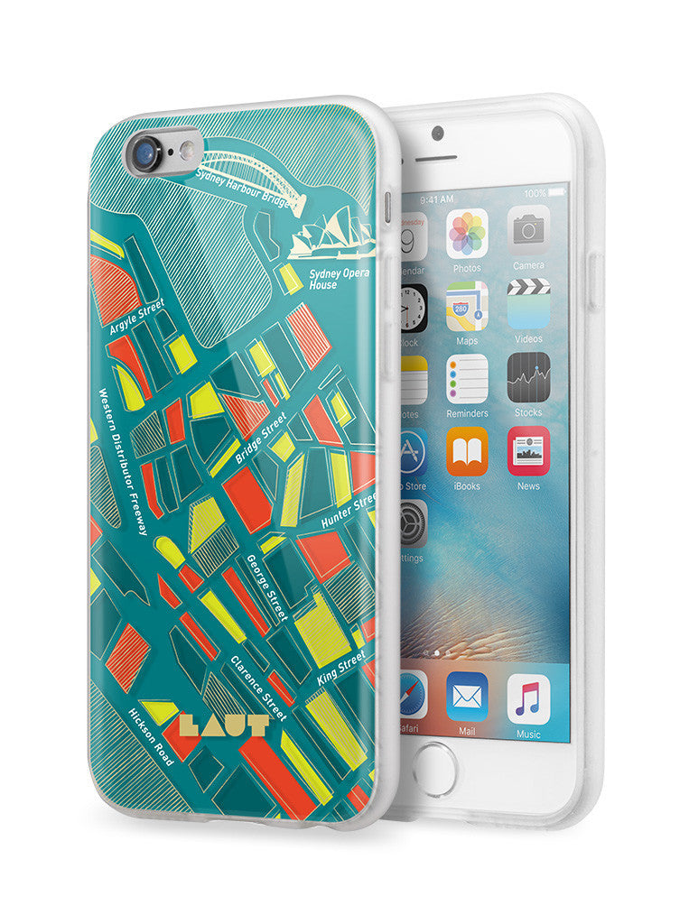 LAUT-NOMAD Sydney-Case-For iPhone 6 series