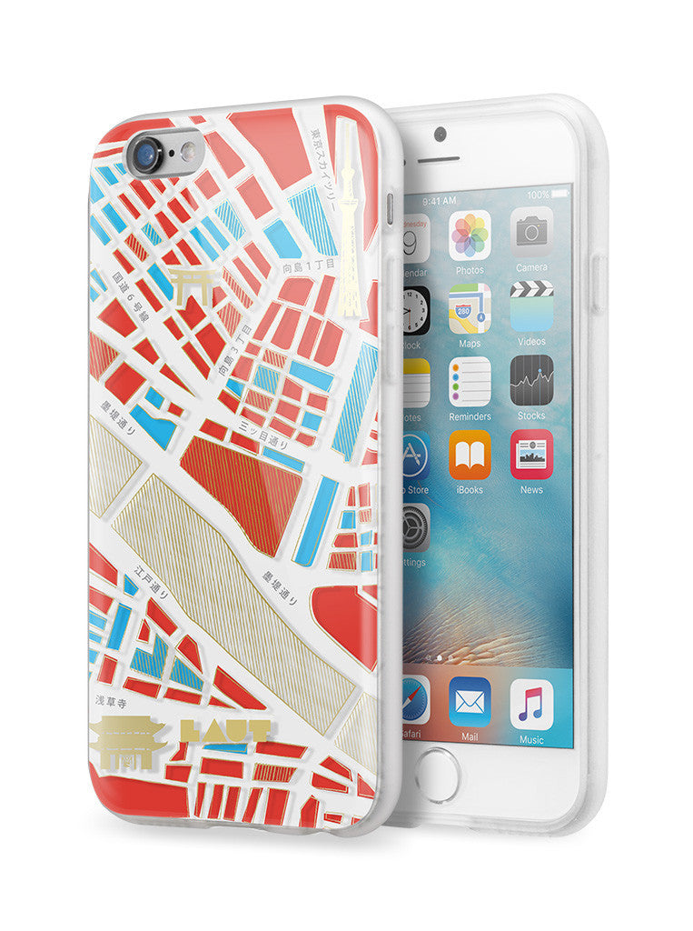 LAUT-NOMAD Tokyo-Case-For iPhone 6 series