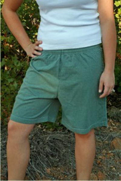 Organic cotton shorts - unisex