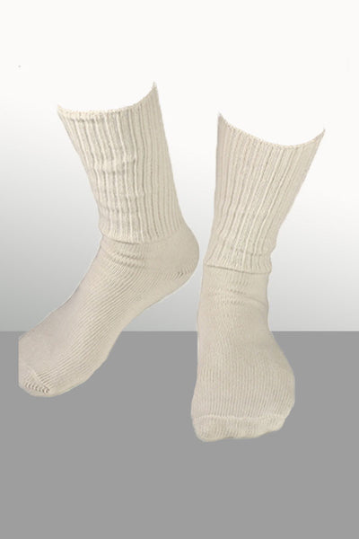 Allergy Cotton Socks - organic cotton