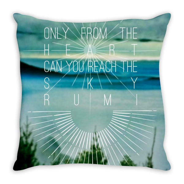 Only From the Heart * Throw Pillow