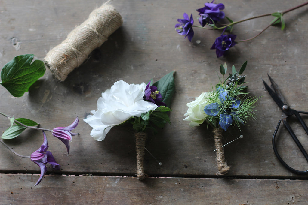 How to make a buttonhole