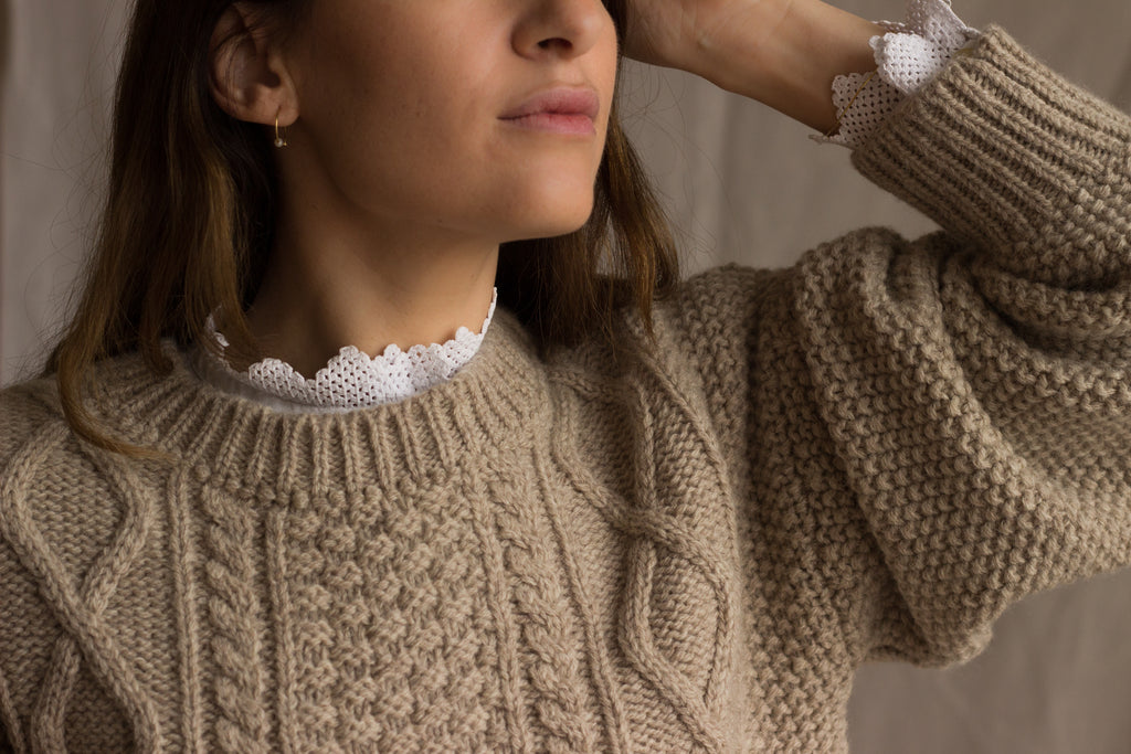 Paola jumper by L'Envers