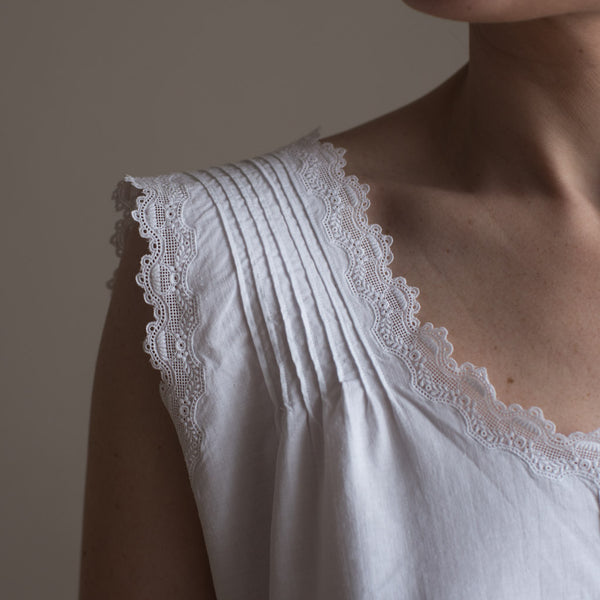 Detail, Vintage Top, old cotton, 20th century