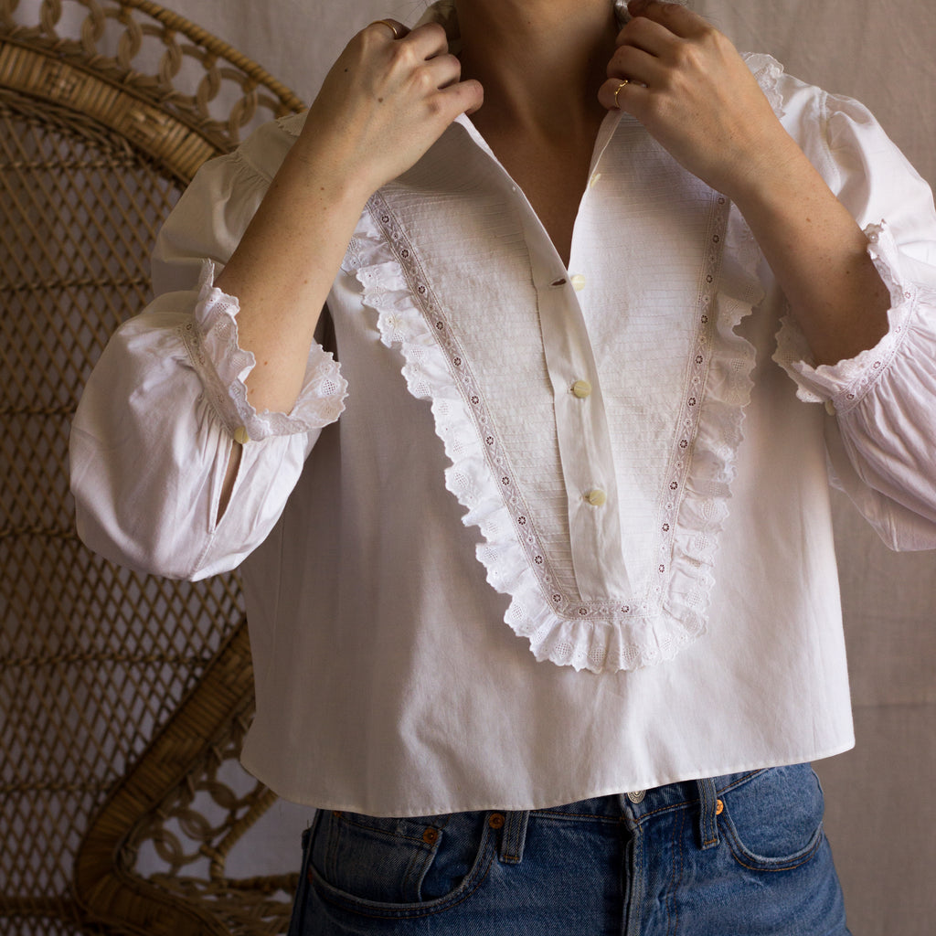 Tea blouse