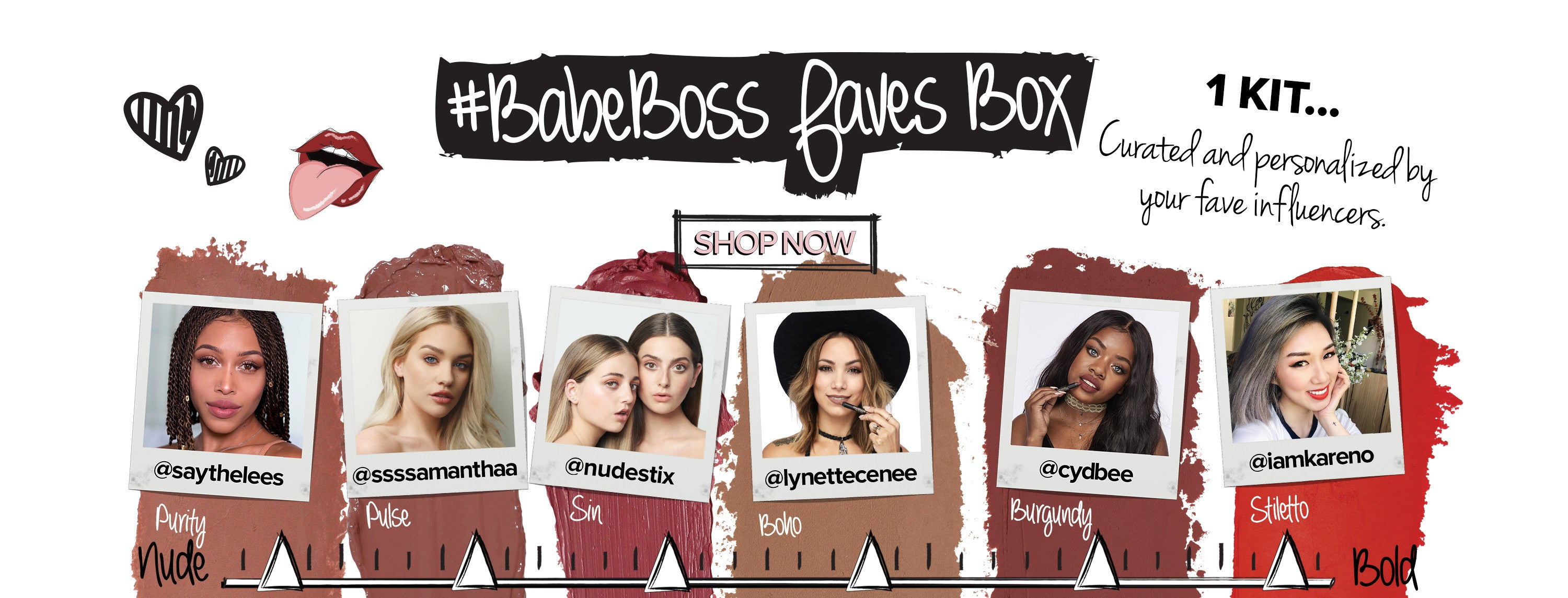 #BABEBOSS Faves Box