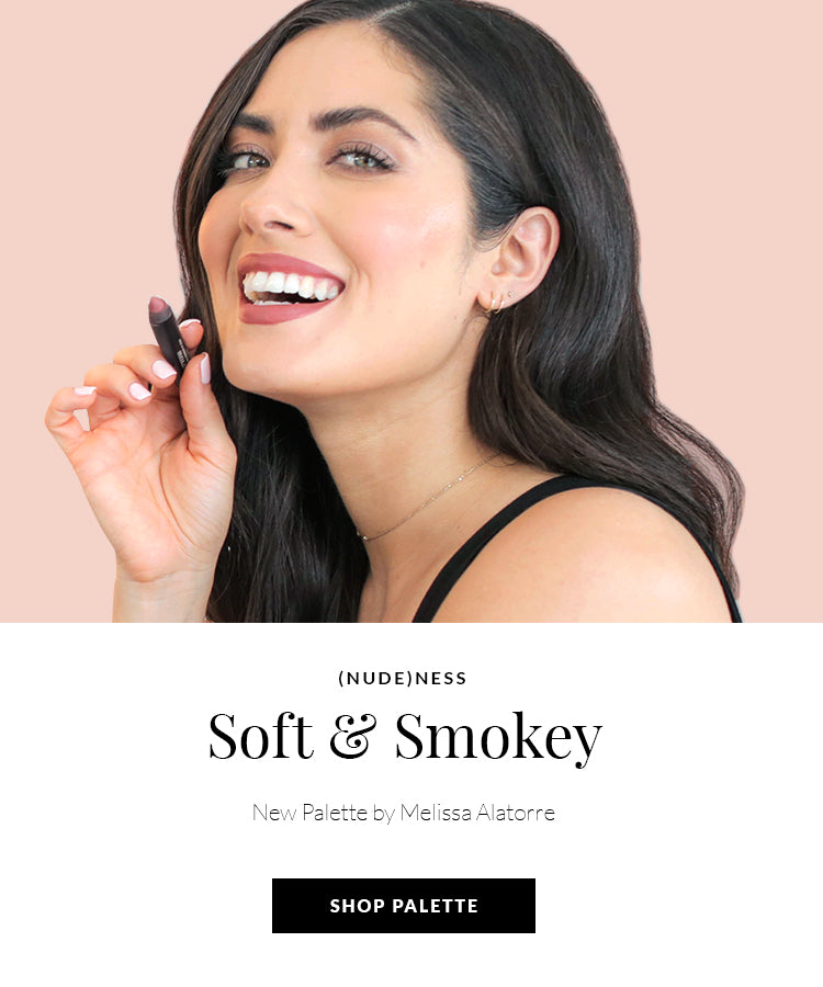 Soft & Smokey Palette