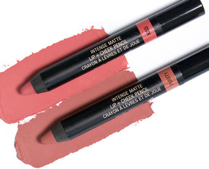 #GONUDE INTENSE MATTE LIP + CHEEK PENCIL KIT