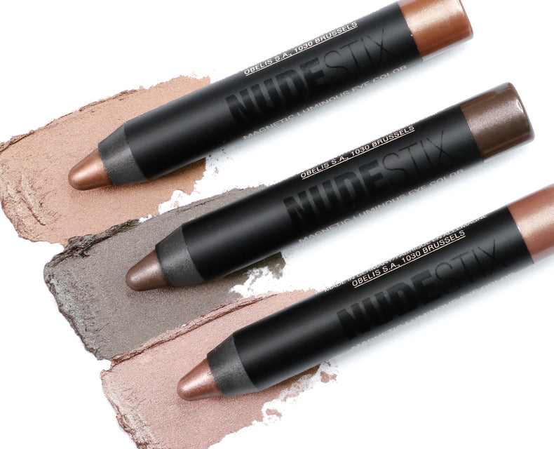 NUDE METALLICS KIT $28 ($84 VALUE)