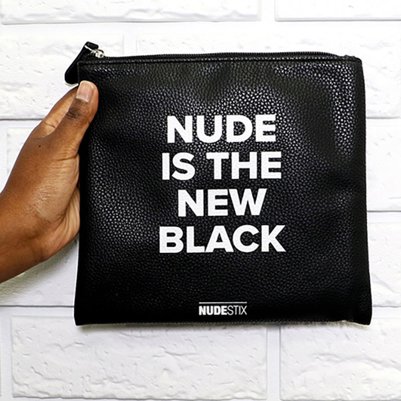 Nude Is The New Black, Nudestix Pouch - NUDE IS THE NEW BLACK