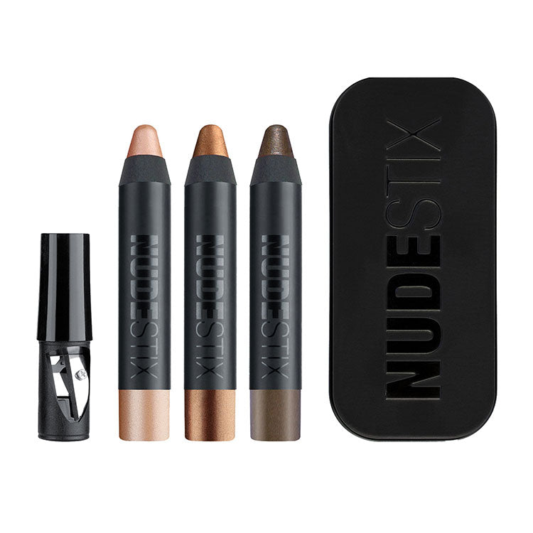 Mini Nude Metallics Eye Kit