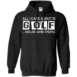 All I Care About Is Golf